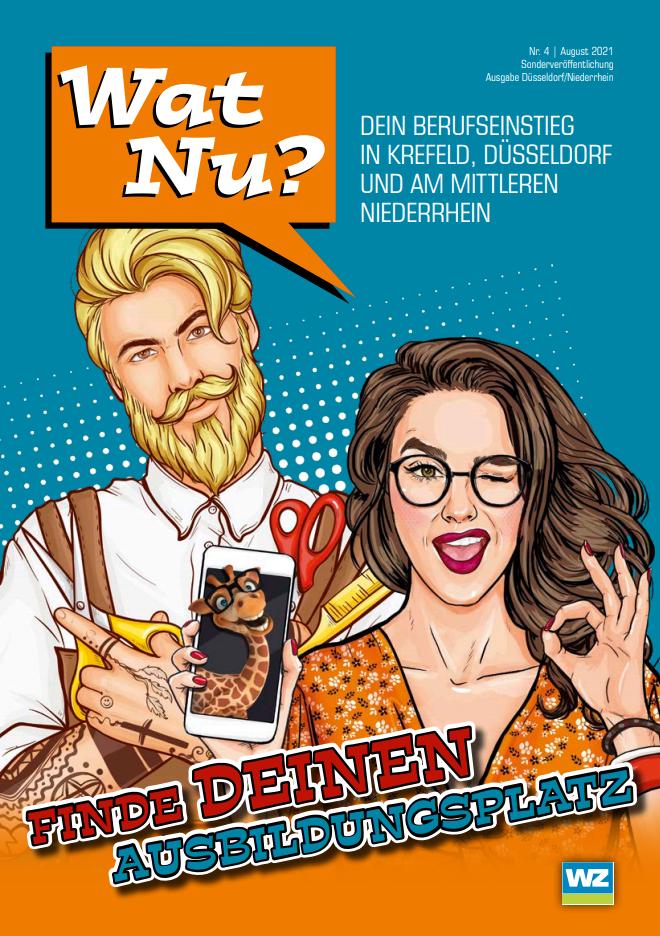 Wat Nu 2021 Ausgabe DuesseldorfNiederrhein