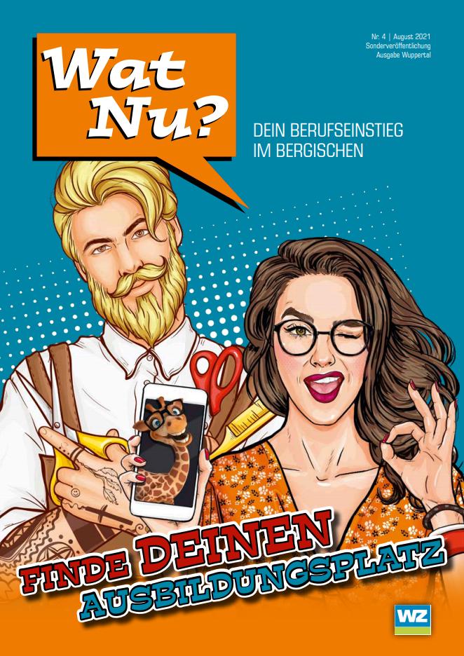 Wat Nu 2021 Ausgabe Wuppertal